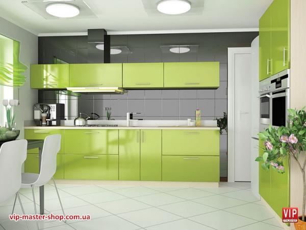 """Кухня """"МоДа"""" Олива"""