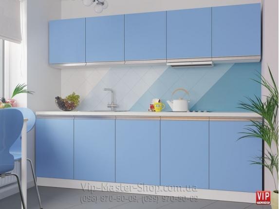 "Кухня ""Альбина"" Голубой"