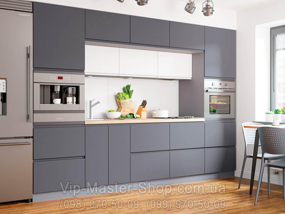 "Кухня ""Interno"" Темно-серый"