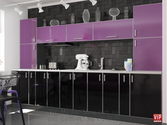 "Кухня ""Mirror Gloss"" Виола"