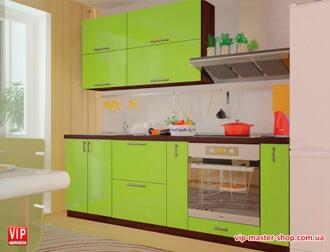 """Кухня """"МоДа"""" Грин"""