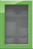 Колор микс салатовый витрина металлик