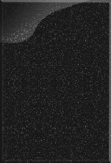 Кухня Мода черный металлик