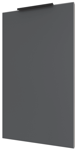Кухня Flat серый